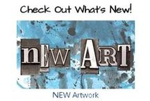 NEW Artwork! / Check out the latest and greatest additions to our art store :-) http://www.fulcrumgallery.com/whatsnew.aspx