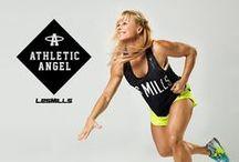 Athletic Angel / #athletic angel #sportysista