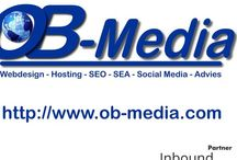 OB-Media / | Webhosting | Webdesign | SEO | SEA | Marketing | Advies |