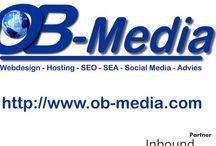 OB-Media / | Webhosting | Webdesign | SEO | SEA | Marketing | Advies |