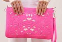 Handbags / Beautiful Handbags and clutches