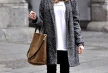Winter / Mix of winter fashion and items.