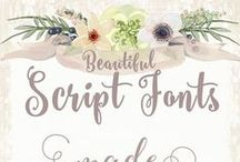 Fonts and Quotes / Fonts, Hand lettering, Typography, Design, Inspirational quotes, Words