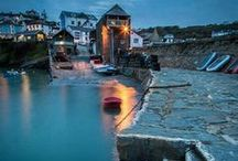 New Quay - West Wales / New Quay, one of West Wales' most popular spots