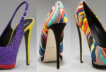 Shoe-Stoppers and Arm Candy / Shoes I have, shoes I want. And bags! Bags! Bags! / by Shoeicidal Baglady