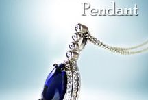 Tanzanite Pendant / Top Tanzanite offers you pendants in an exceptional combination of tanzanite and gold.