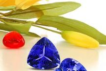 Calibrated Stones / Top Tanzanite offers you calibrated tanzanite stones in different sizes- Pears, Emerald Cut, Round, Princess, Marquise, Oval, Cushion and Trillion.