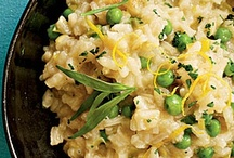 Rice is Nice / Risottos, pilafs, rice casseroles, without  meat, seafood, or chicken
