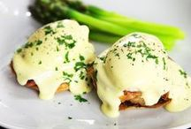 Eggs-traordinary Brunch / Egg dishes for brunch menus