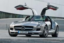 Mercedes-Benz - the silver arrow / by steve chiu