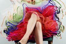Fabric for circle skirt