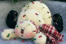 CHRISTMAS DECOR & FOOD / by JACKIE WALLACE