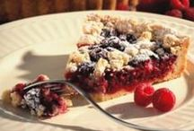 Berry and Cherry Pies and Tarts