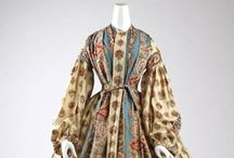 Civil War Undress / Nightgowns, wrappers, bed jackets and other intimate apparel from the 1860s.
