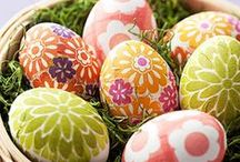 Easter / A beautiful holiday...