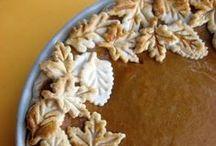 Thanksgiving / A few ideas for a season of gratitude...