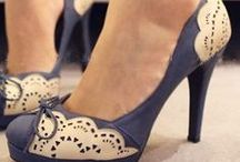 Shoes / Because what girl doesn't have some favorite pair of shoes....