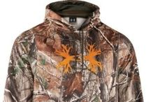Under Armour Camo / Collection of Under Armour hunting apparel I am using this season / by Mike McIntyre