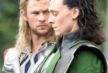 "Marvel / ""I still believe in heroes..."" ~ Nick Fury"