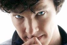 Benedict Cumberbatch / She was cumbercrazed and benedied.....
