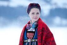 Frozen / Various regional and traditional dress, Norwegian, Swedish, Scandinavian, etc.