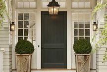 Foyer & Entryway Decor / Foyer/Entryway ideas