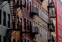 City scapes / by Michelle Johnson