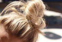 Helpot hiukset / Nopeita ja helppoja hiusvinkkejä
