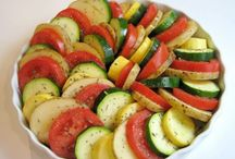 Recipes - Vegetables / by Charzee