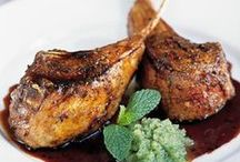Lamb Chops, Shanks, etc / Individual chops, shanks, and kebabs