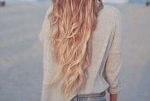 Dear hair / Tips & Secrets for beautiful hair, hairstyle tutorials, ideas & the latest trends!
