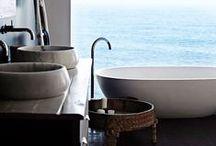 Beautiful Bathrooms. / A collection of inspiring bathrooms.