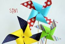 DIY kids / Great craft ideas for children.