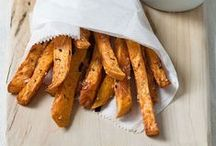 Potato Fries and Wedges / fries