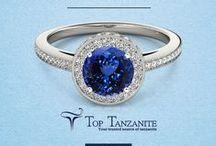 Tanzanite Rings for Sale