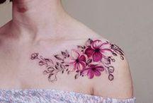Tattoos / Tatouages / Inked forever #ink #tattoo #tattoos #inked #art #ideas #b&w #blackandwhite #tatouage #tatouages #colors #colorful #couleurs #noiretblanc