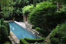 Jardin / Garden / Toutes les inspirations pour le jardin et le jardinage #garden #home #green #colors #colorful #outside #jardin #fleurs #flowers