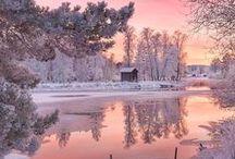 Hiver / Winter / #winter #hiver #snow #snowing #cold #temperature #wintertime #season #seasons #froid #neige #snowman #ski #mountain