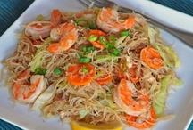 filipino recipes / by Felicity M