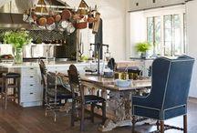 Kitchens / by Laurel Rose
