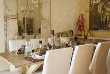 Dining Rooms / by Laurel Rose