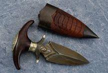 Knives and guns, Ножи и оружие / by Roman Poslyshnik