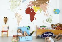 Room Ideas for My Kids / by Gina