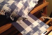 Hand woven blankets / Ideas for blankets / by Kathy McAnally