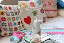 colorful crochet ideas