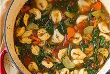 The Soup Kitchen / Soup recipes!