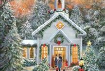 The Merry Christmas Place / by Karen Lee McConnell  30