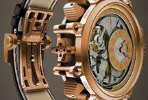 Watch,Часы / by Roman Poslyshnik