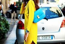 spring + summer.  / Spring and summer chicness  / by Florence Clement