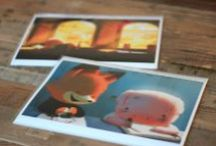 The Art of The Dam Keeper / Original art, final frames and more from Robert Kondo and Dice Tsutsumi's animated short film 'The Dam Keeper.
